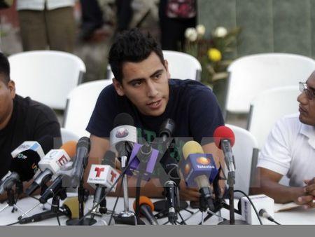 19 sinh vien trong vu mat tich o o Mexico nam 2014 da bi giet hai - Anh 1