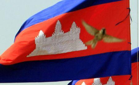 Chim tau cao toc cho 6 khach du lich Viet Nam tai Campuchia - Anh 1