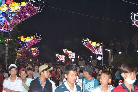 Nguoi dan Tay Do hao huc chao don nam moi - Anh 4