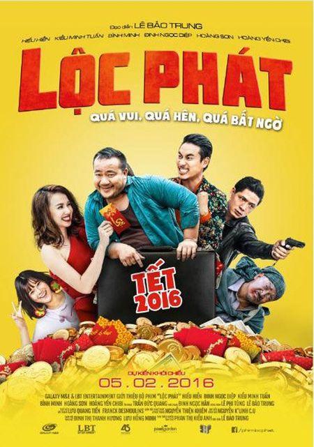'Loc Phat': Phim hanh dong hai 'hot' ngay Tet - Anh 1