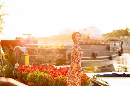 Hot girl Nhung Gumiho ruc ro khoe sac xuan - Anh 10