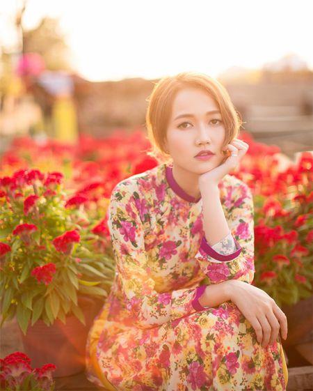 Hot girl Nhung Gumiho ruc ro khoe sac xuan - Anh 5