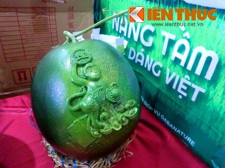 Diem loat hang hot lan dau xuat hien thi truong Tet Binh Than - Anh 9