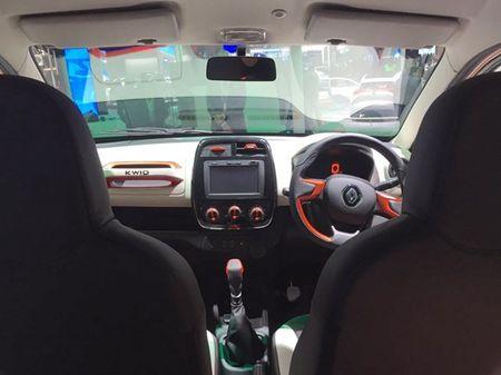 """""""Choang"""" voi Renault Kwid moi gia chi tu 88 trieu dong - Anh 7"""