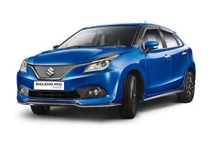 Hatchback gia re Suzuki Baleno sap co ban the thao RS - Anh 1