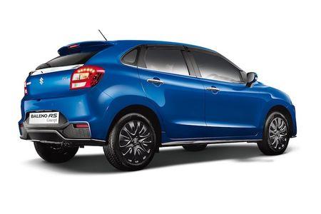 Hatchback gia re Suzuki Baleno sap co ban the thao RS - Anh 2
