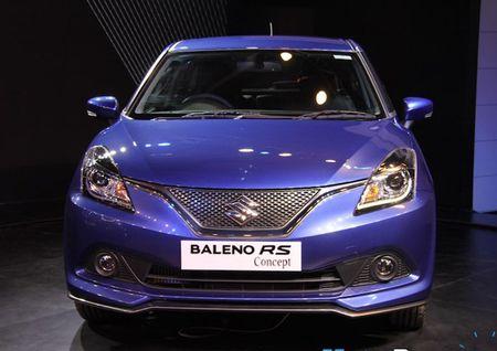 Hatchback gia re Suzuki Baleno sap co ban the thao RS - Anh 3