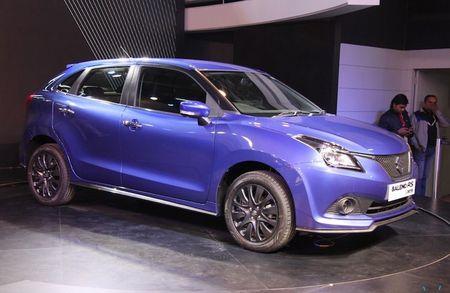 Hatchback gia re Suzuki Baleno sap co ban the thao RS - Anh 4