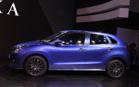 Hatchback gia re Suzuki Baleno sap co ban the thao RS - Anh 6