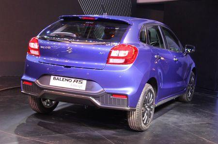 Hatchback gia re Suzuki Baleno sap co ban the thao RS - Anh 8