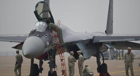 Bi mat sau viec Trung Quoc khat Su-35 cua Nga - Anh 1
