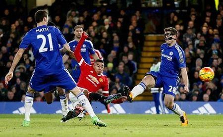M.U danh roi 3 diem o phut chot truoc Chelsea - Anh 3