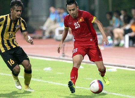 SHB.Da Nang loai 2 tuyen thu U.23 Viet Nam o giai doan 1 V-League 2016 - Anh 1