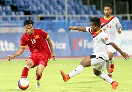 SHB.Da Nang loai 2 tuyen thu U.23 Viet Nam o giai doan 1 V-League 2016 - Anh 2