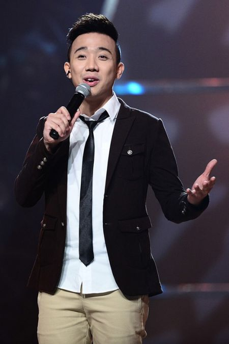 Tran Thanh: 'Toi thay minh co don hon trong nam qua' - Anh 1