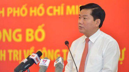 Ai dieu hanh Bo GTVT thay ong Dinh La Thang? - Anh 1