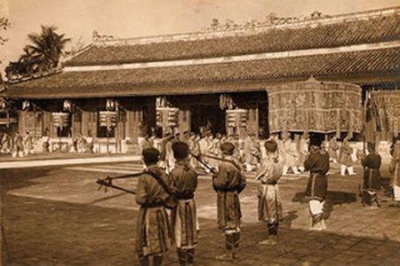 Tet trong cung Vua phu Chua xua - Anh 1