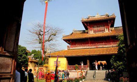 Tet trong cung Vua phu Chua xua - Anh 2