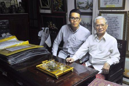 Tet cung dinh Hue qua loi ke cua con trai nguoi may hoang bao cho vua Khai Dinh - Anh 1