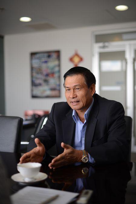 Chu tich CotecCons Nguyen Ba Duong : 'Cai quan trong la doc vi duoc tran dau' - Anh 2