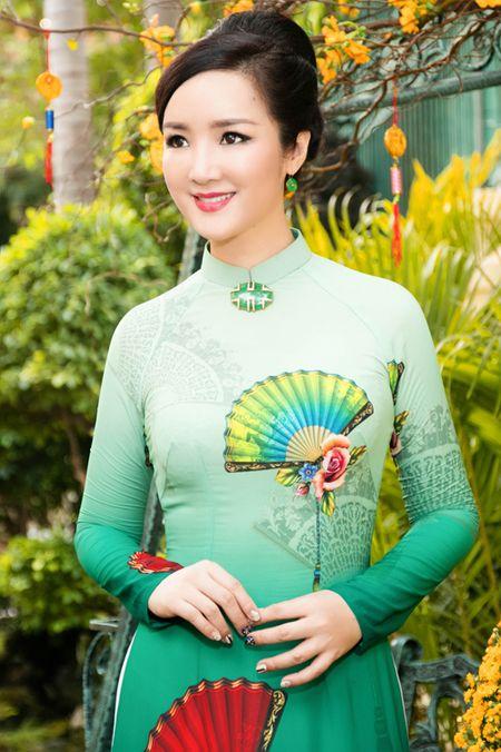 Goc nha dep nhu duong hoa xuan cua Giang My - Anh 2