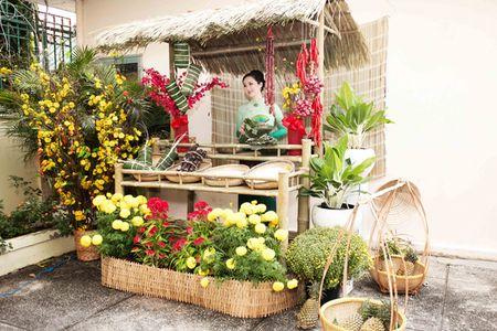 Goc nha dep nhu duong hoa xuan cua Giang My - Anh 3