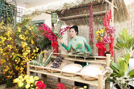 Goc nha dep nhu duong hoa xuan cua Giang My - Anh 4