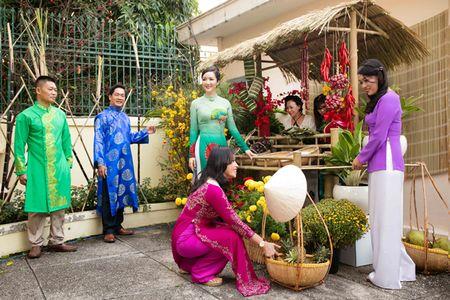 Goc nha dep nhu duong hoa xuan cua Giang My - Anh 5