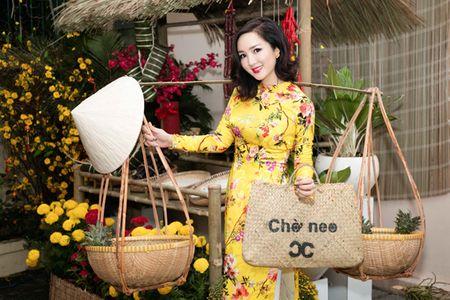 Goc nha dep nhu duong hoa xuan cua Giang My - Anh 6