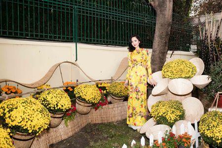 Goc nha dep nhu duong hoa xuan cua Giang My - Anh 7