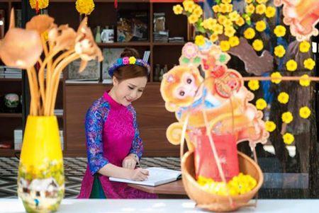 MC Hoai Huong chia se nhung dieu bi mat ngay dau nam - Anh 4