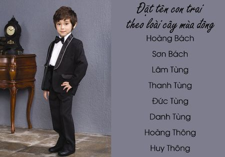 Cach dat ten dep dung mua sinh cho con 'phat tai' - Anh 16