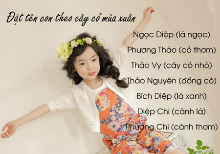 Cach dat ten dep dung mua sinh cho con 'phat tai' - Anh 5