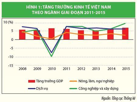 Kinh te Viet Nam: Nhin lai nam 2015 va trien vong 2016 - Anh 1