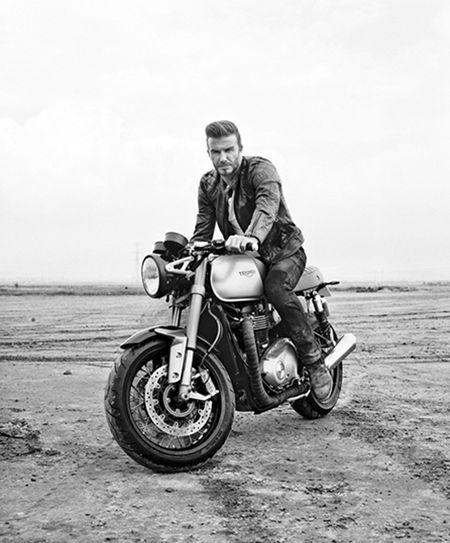 David Beckham va con duong toi Old Traford - Anh 3