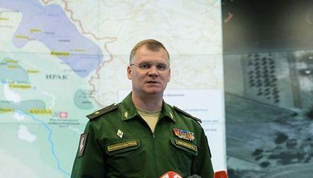 Nga chi dich danh 'NATO gia tang cang thang o Syria' - Anh 1