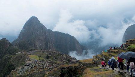 Den dat Than Kinh cua De quoc Inca - Anh 1