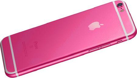 iPhone 5se se co phien ban mau hong canh sen - Anh 1
