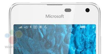 Lo anh bao chi Lumia 650 va 650 XL khung kim loai - Anh 3