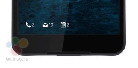 Lo anh bao chi Lumia 650 va 650 XL khung kim loai - Anh 6