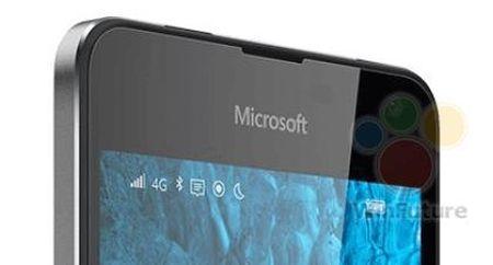 Lo anh bao chi Lumia 650 va 650 XL khung kim loai - Anh 7