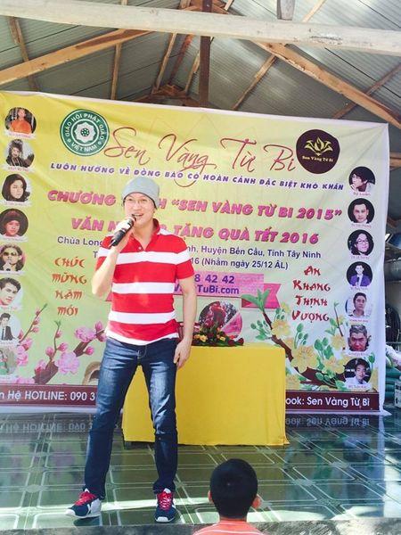 Sy Luan: Tet, vao bep…'an trom' la hanh phuc nhat - Anh 8