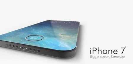 Xuat hien hinh anh iPhone 7 dep lung linh - Anh 1