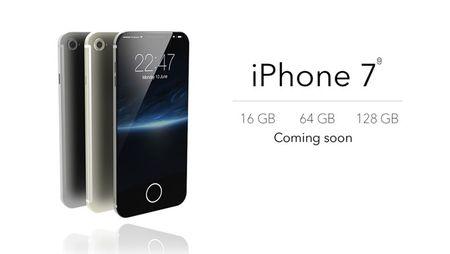 Xuat hien hinh anh iPhone 7 dep lung linh - Anh 3