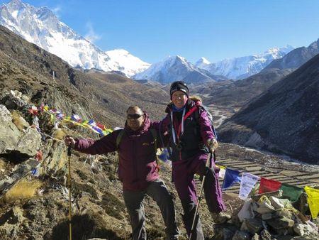 Bi quyet leo nui an toan va vui ve o Nepal - Anh 2
