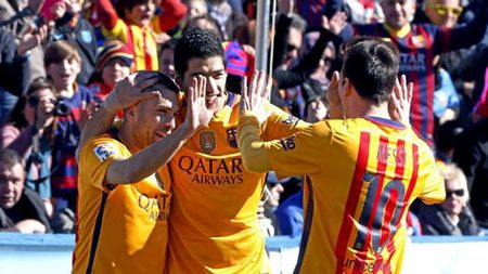 Du am Levante 0-2 Barca: Hay khong bang may - Anh 2