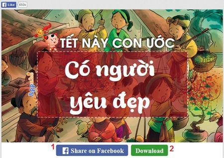 3 tro boi vui tren Facebook don Tet Binh Than - Anh 3
