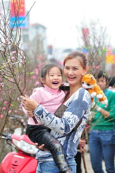 Hoa khoi bong chuyen Pham Kim Hue: Tet tron niem vui - Anh 2