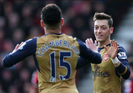 Diem tin mung 1 Tet: Arsenal phai thang Leicester - Anh 1