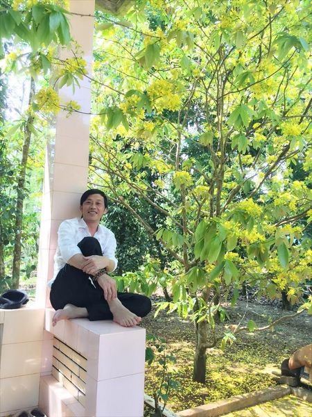 Ly Nha Ky khoe nha dep nhu cung dien, Hoai Linh xan quan treo cay - Anh 2